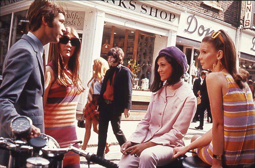 street style 60s