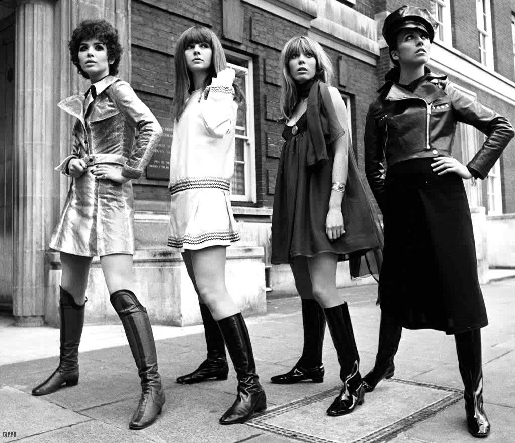 fashion of the 60s