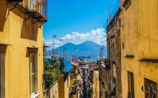 Vesuvius Naples