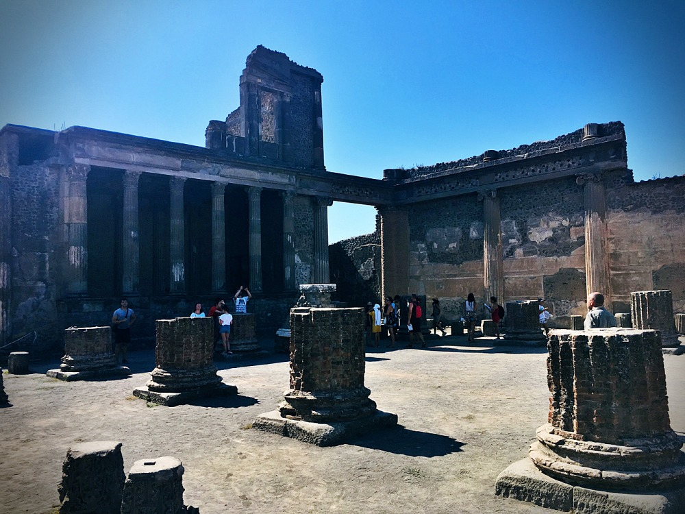 The Forum, Pompeii