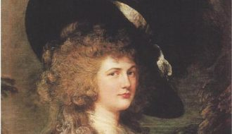 Gainsborough hat