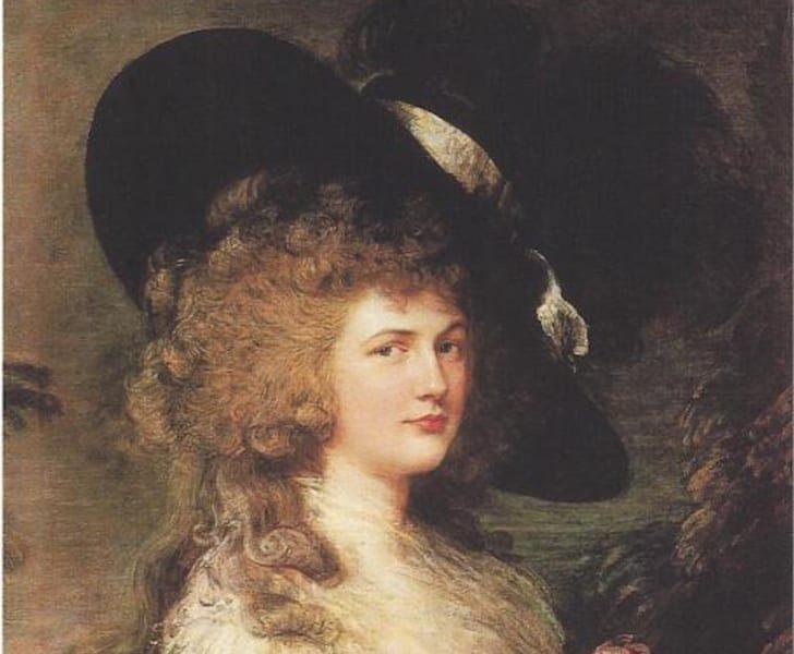 Gainsborough hat