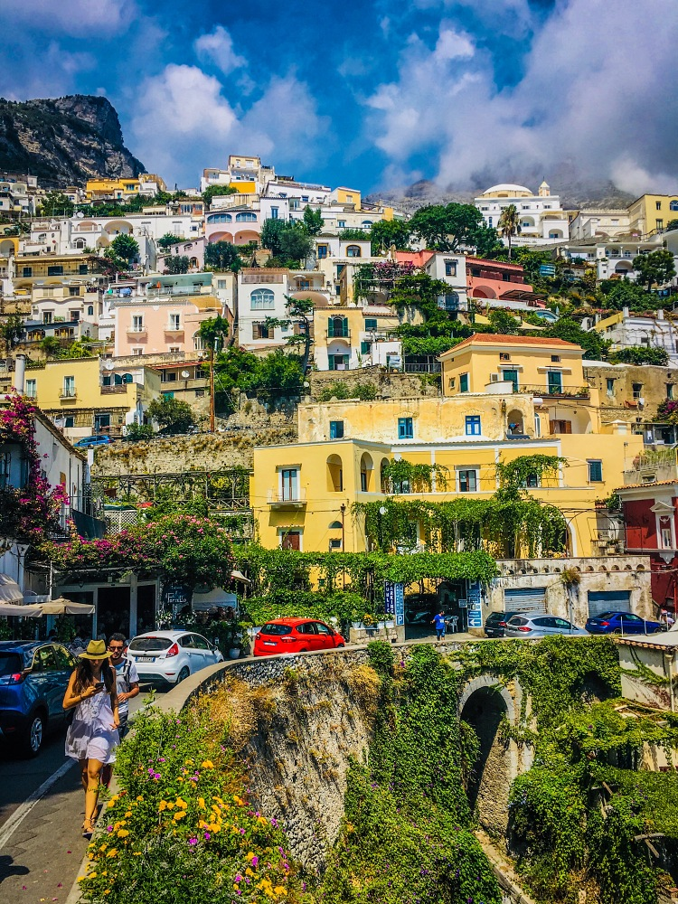 travel to Positano