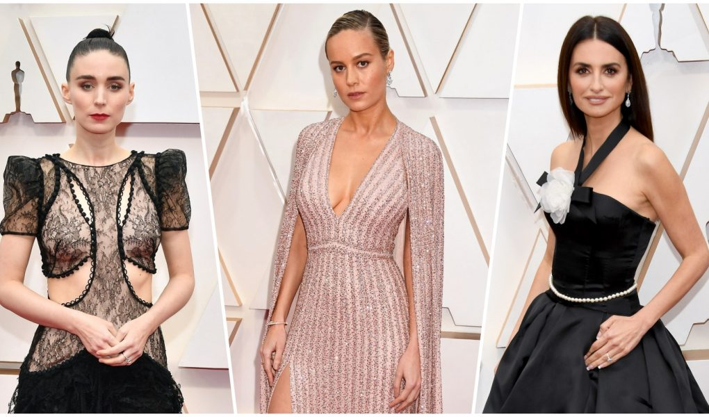 best dressed at Oscars