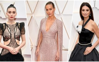 best dressed at Oscars