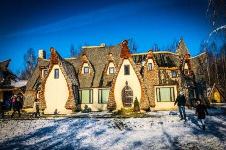 Fairy Tale Castle Romania