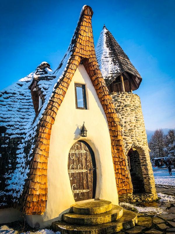 The Clay Castle Romania