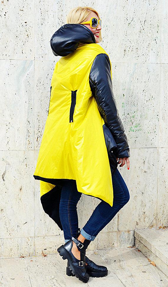 cool yellow jacket