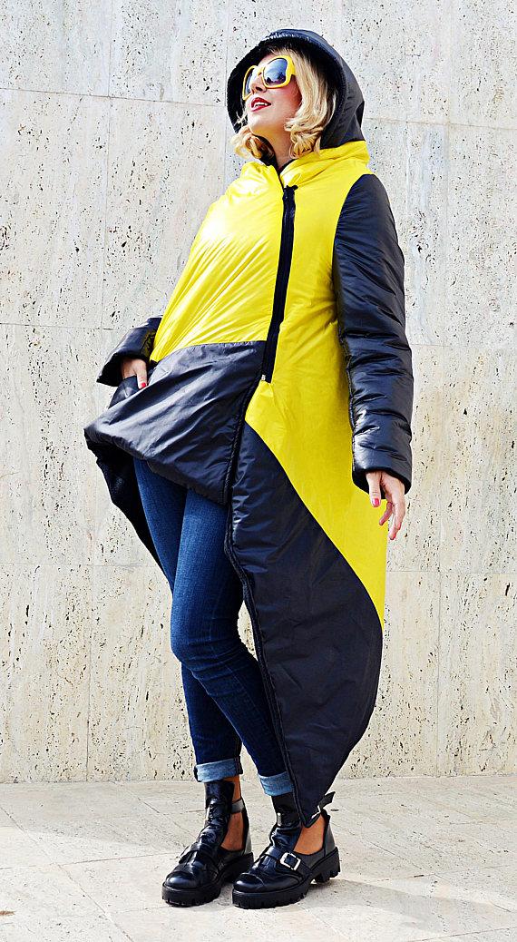 funky padded jacket