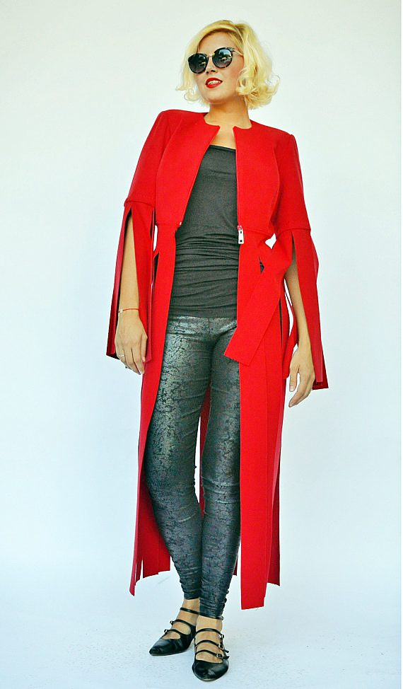 red show jacket