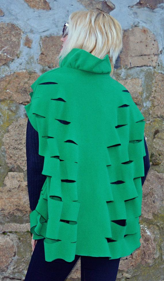 extravagant cape