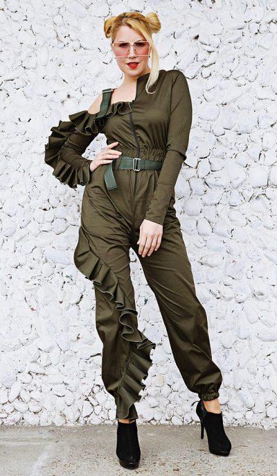 military jumpsuit