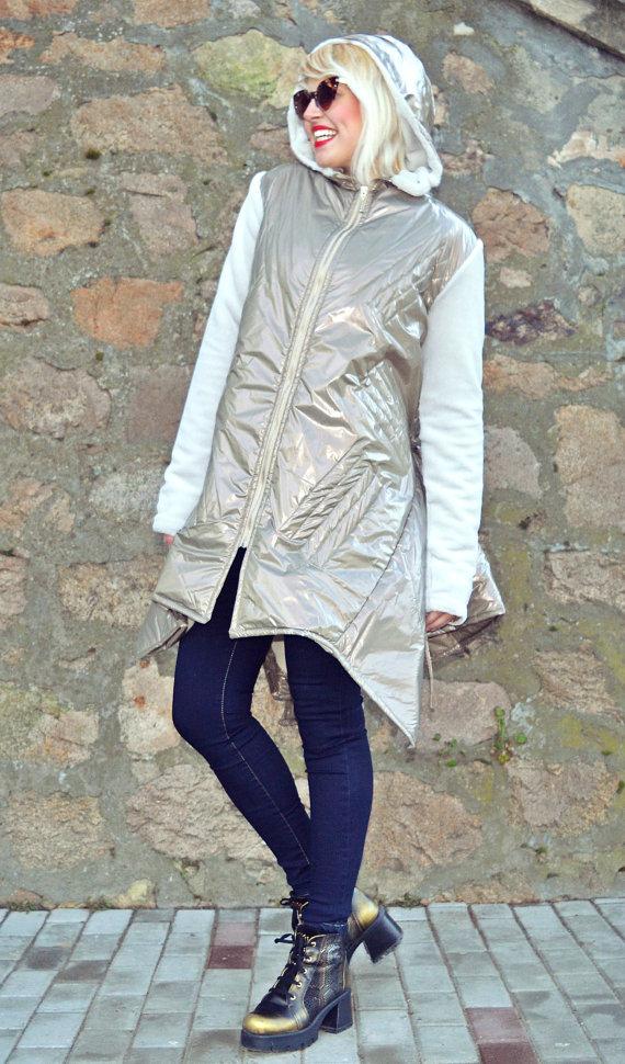 greige jacket