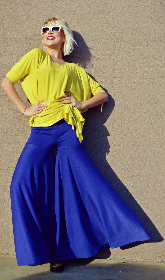 royal blue pants