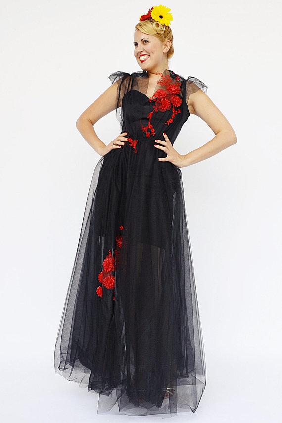 Prom Dress, Evening Dress, Boho Wedding Dress TDK311 - TEYXO