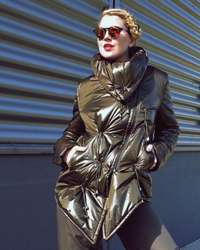 military padded jacket