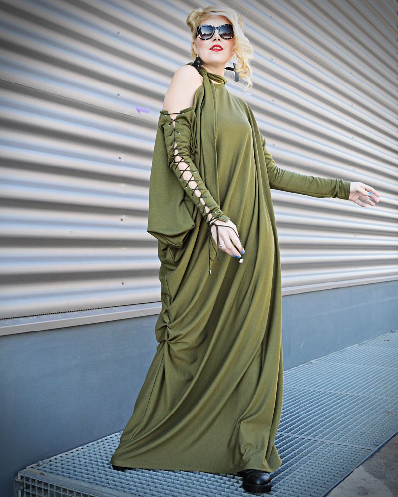 long army kaftan