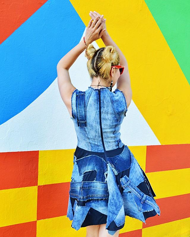 hipster boho dress