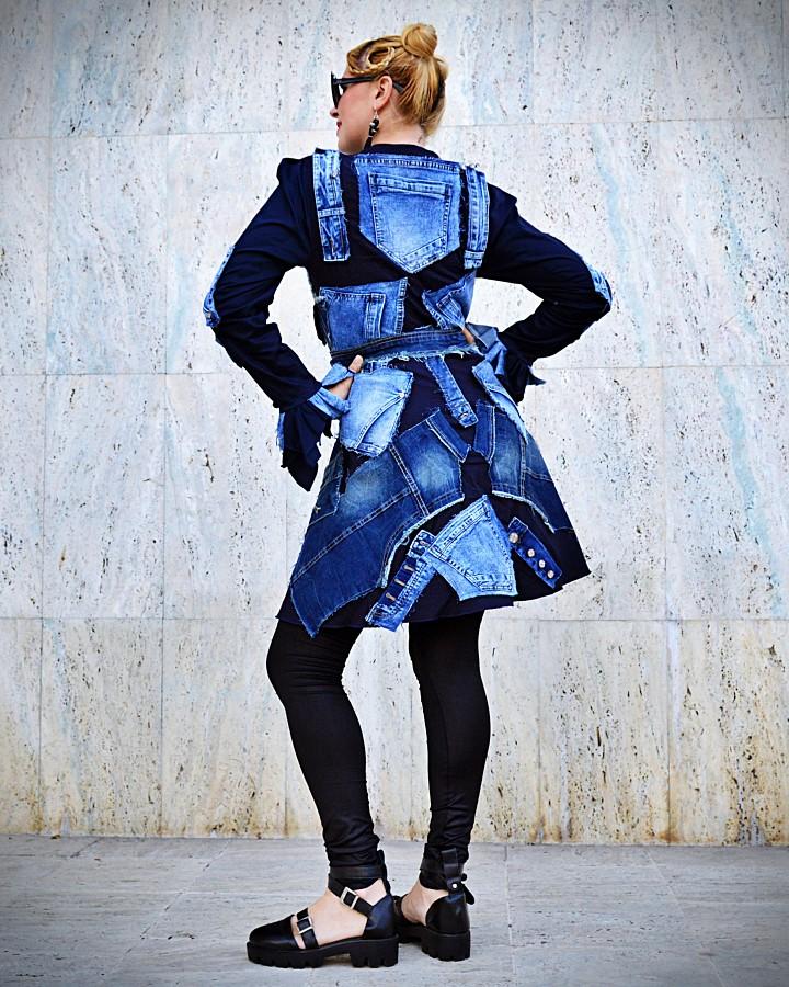 jean coat jacket