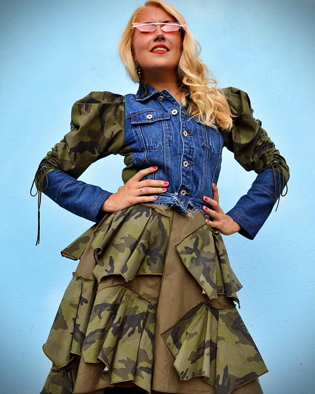 army coat