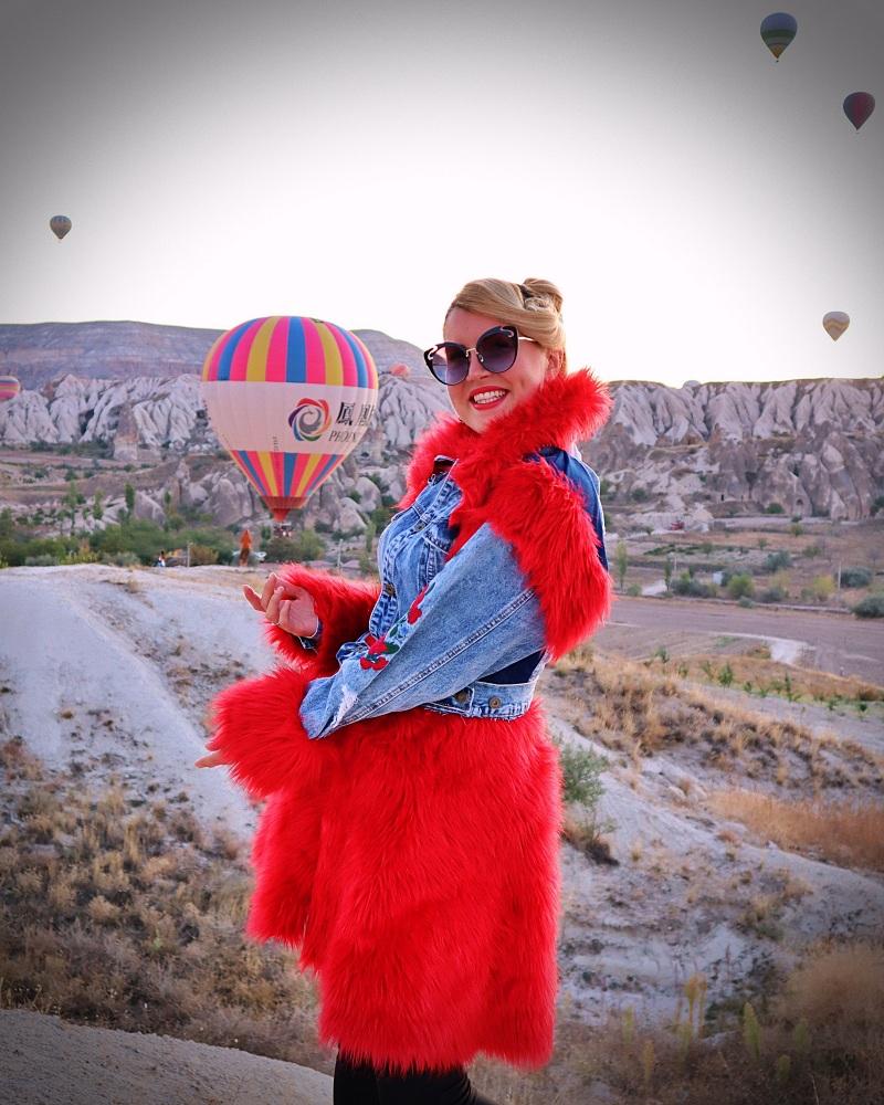Cappadocia jacket